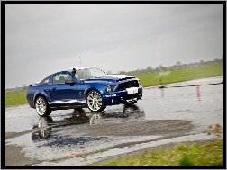 Test, Ford Mustang, GT500